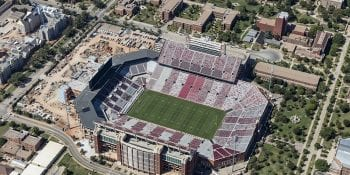 Gaylord Family – Oklahoma Memorial Stadium